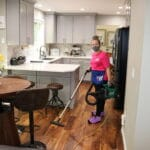 Biweekly cleaning services